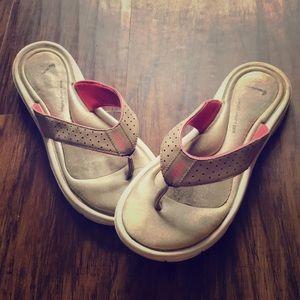 Nike comfort footbed Memory-foam Flip Flop Sandals